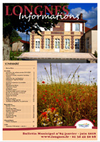 Mairie de Longnes - Journal